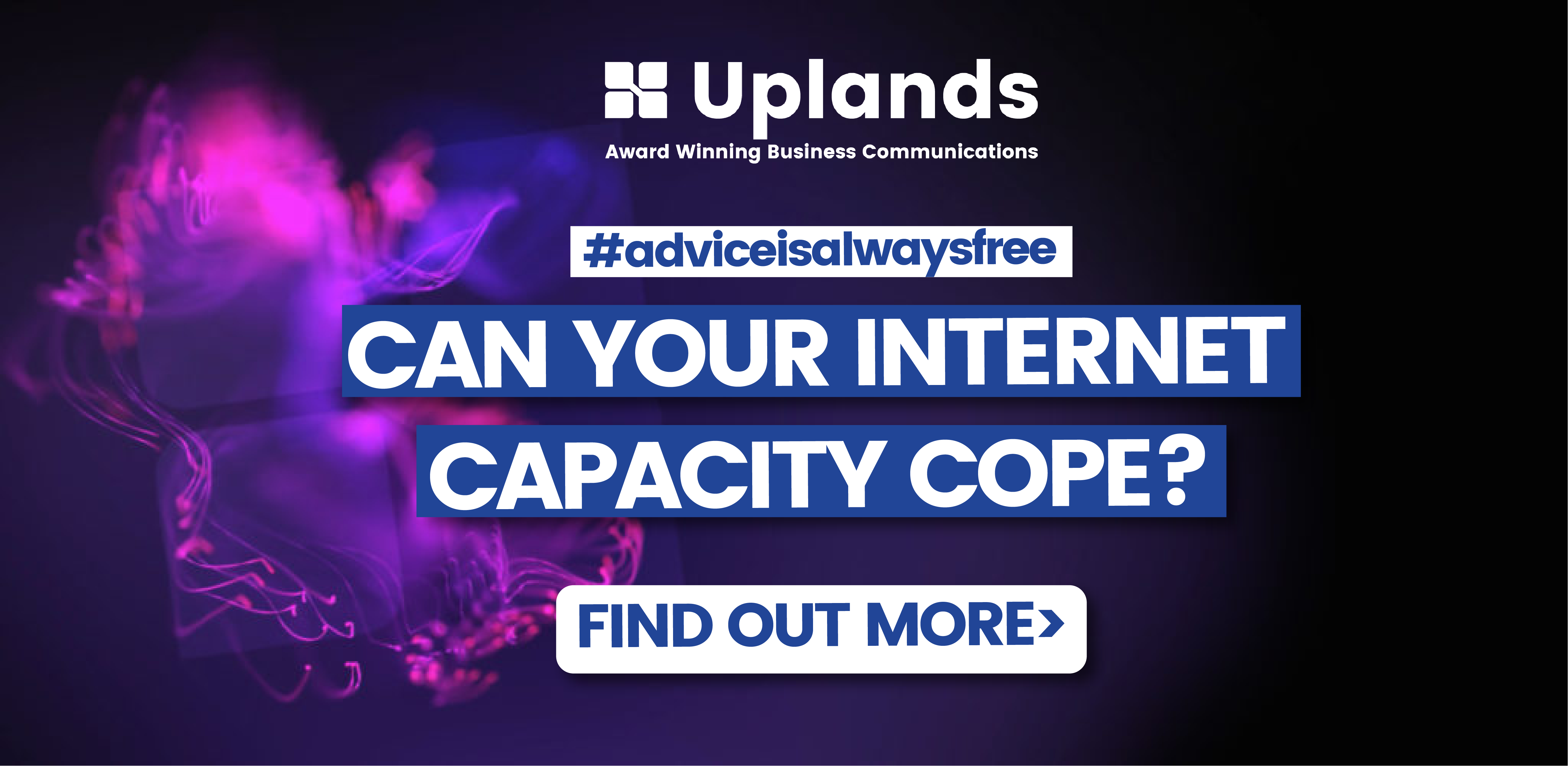 Can your internet capacity cope?
