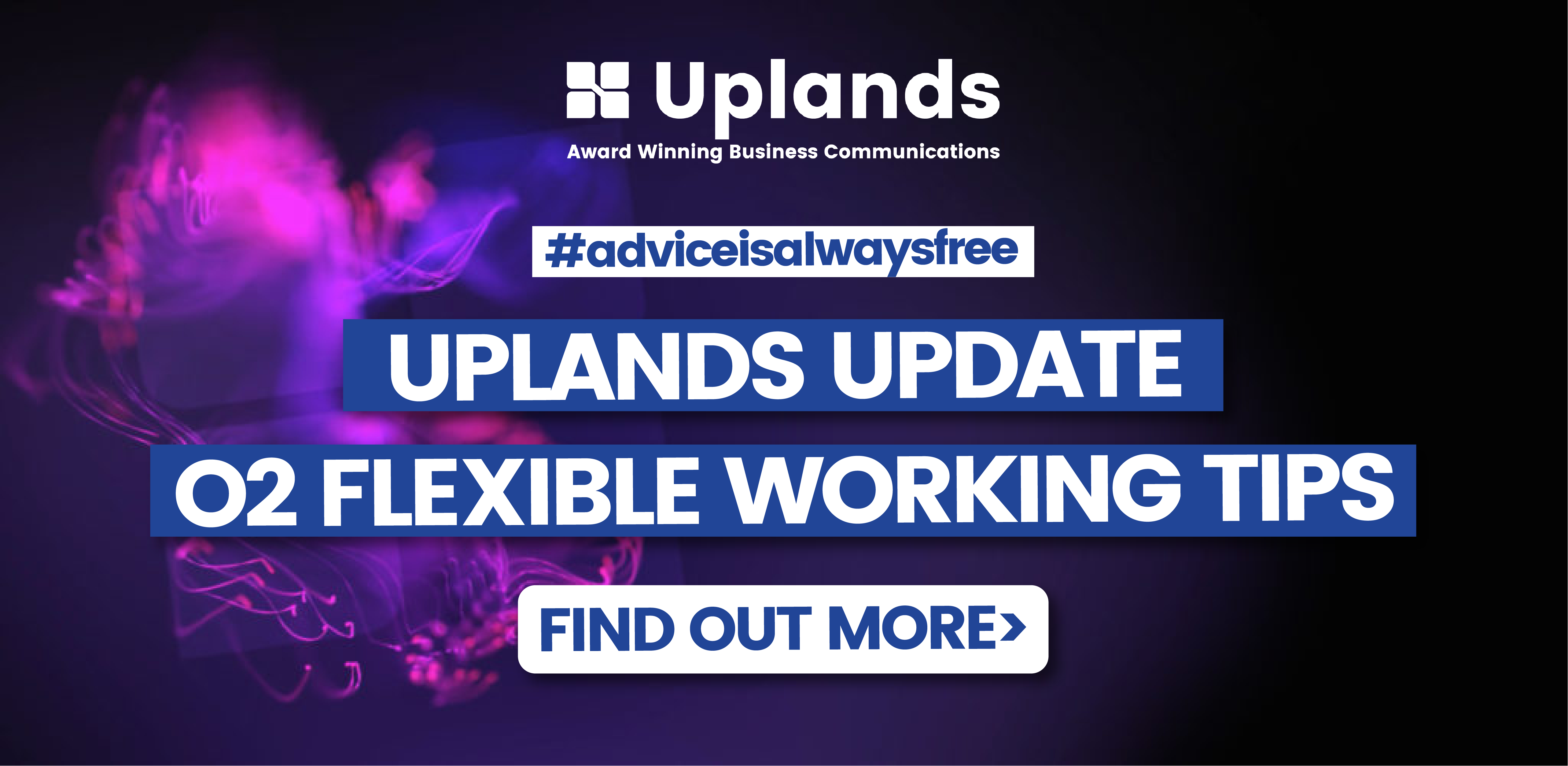 Uplands Update - O2 Flexible Working Tips
