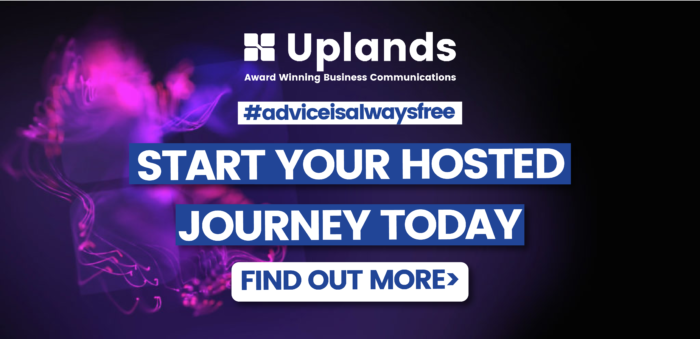 Start your Hosted journey now - when your business needs it most